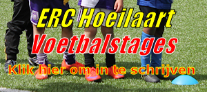 ERCH Voetbalstages 2017